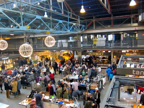 Vulkan Mathall / Vulkan Food Market